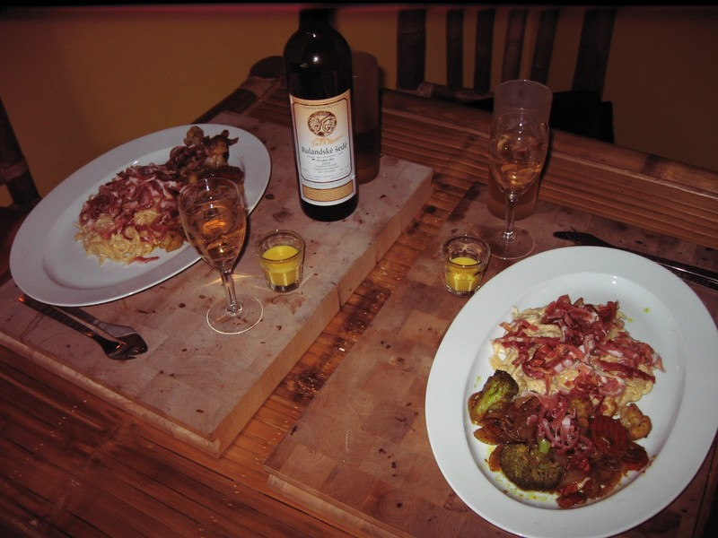 Špagety Albor Royal S.A.R.