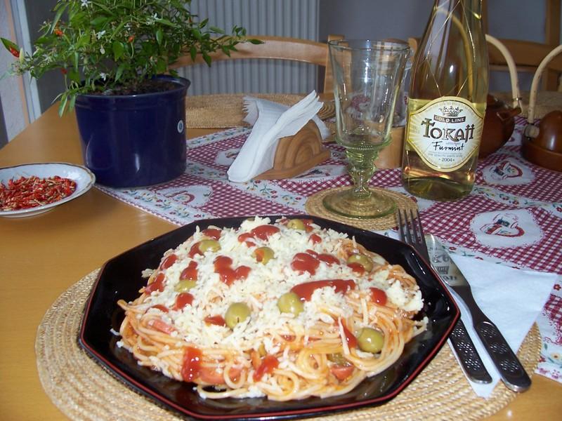 Špagety po česku
