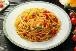 Špagety po španělsku