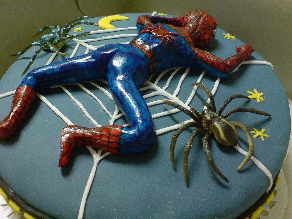 Spiderman pro Danečka