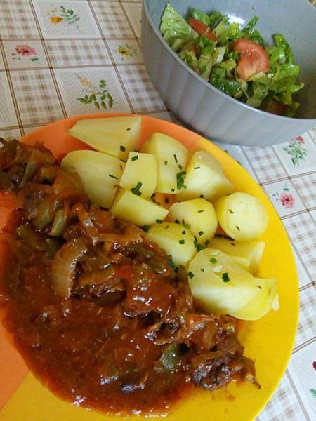 Srbské vepřové ražniči