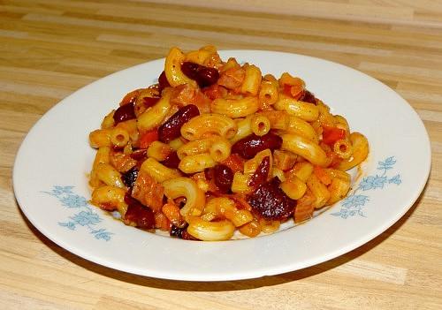 Těstoviny - rychlé, jednoduché, výborné