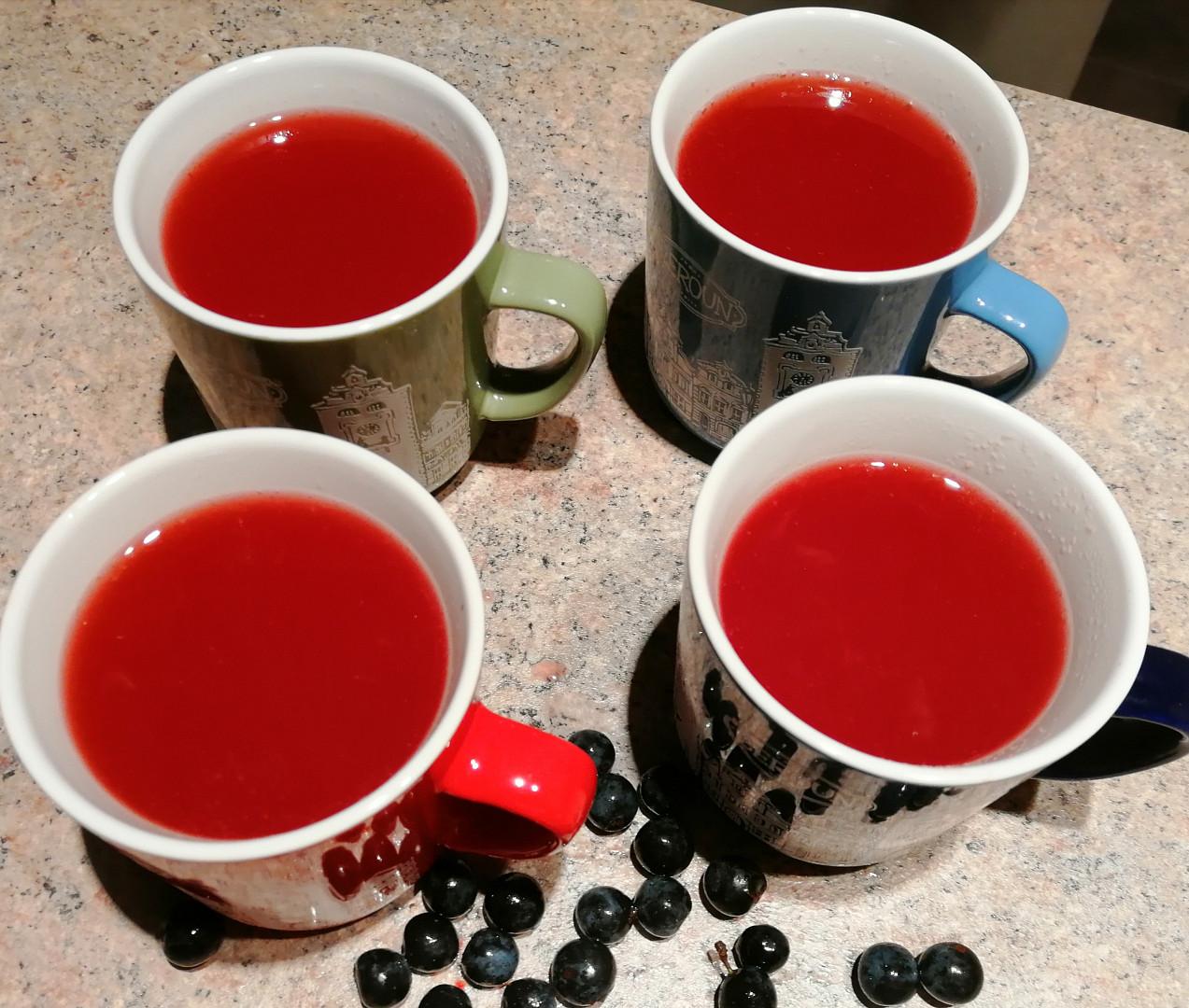 Trnkový čaj