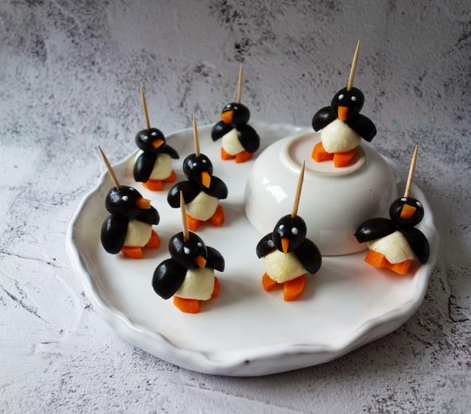 Tučňáci z mozzarelly