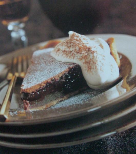 Úžasný čokoládový koláč