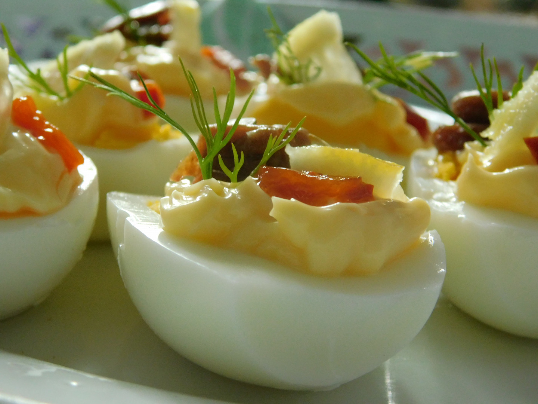 Vaječné pohoštění