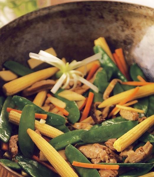 Vepřové maso na čínský způsob