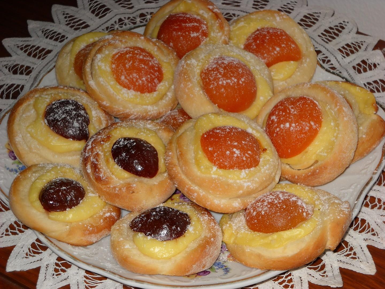 Zamotané koláče