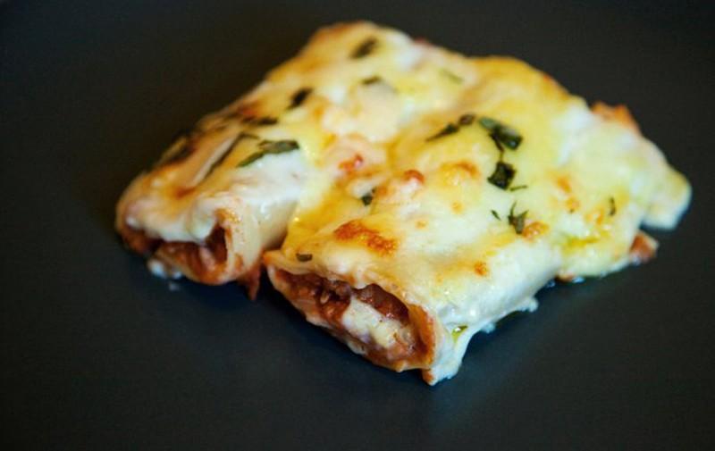 Zapečené cannelloni