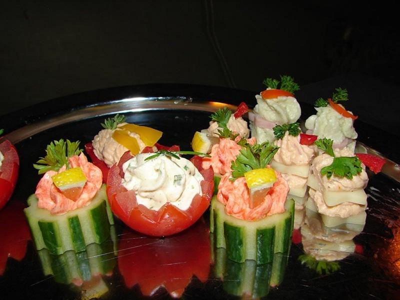 Zeleninové chuťovky