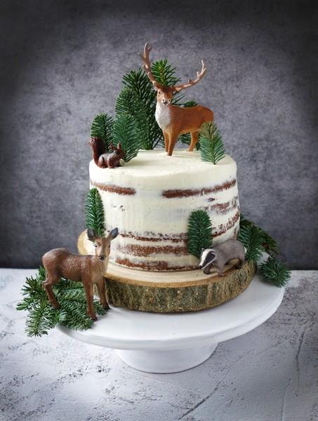 Zimní dort s mascarpone